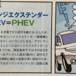 【マンガ】プリウスPHVとPHEVの違い|アウトランダーかプリウスで迷ったら