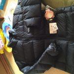 PHEVの寒さ対策になるか?モンベルダウンジャケットを購入