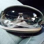 ドライビングサングラスならtalex|本物の偏光に感動した!