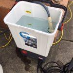 タンク式高圧洗浄機を洗車に試す!水圧も静音性もオススメ