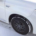 SUV用スタッドレスタイヤで3年に一度の大寒波を走った感想